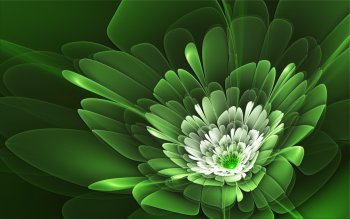 Abstracto - Fractal Wallpapers and Backgrounds ID : 416889