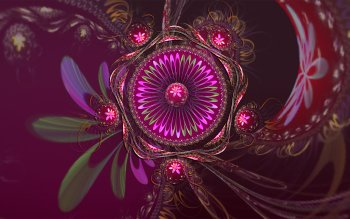 Abstract - Fractal Wallpapers and Backgrounds ID : 416902
