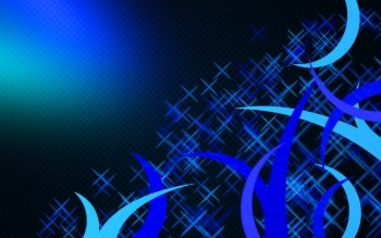 Abstract - Blue Wallpapers and Backgrounds ID : 416924
