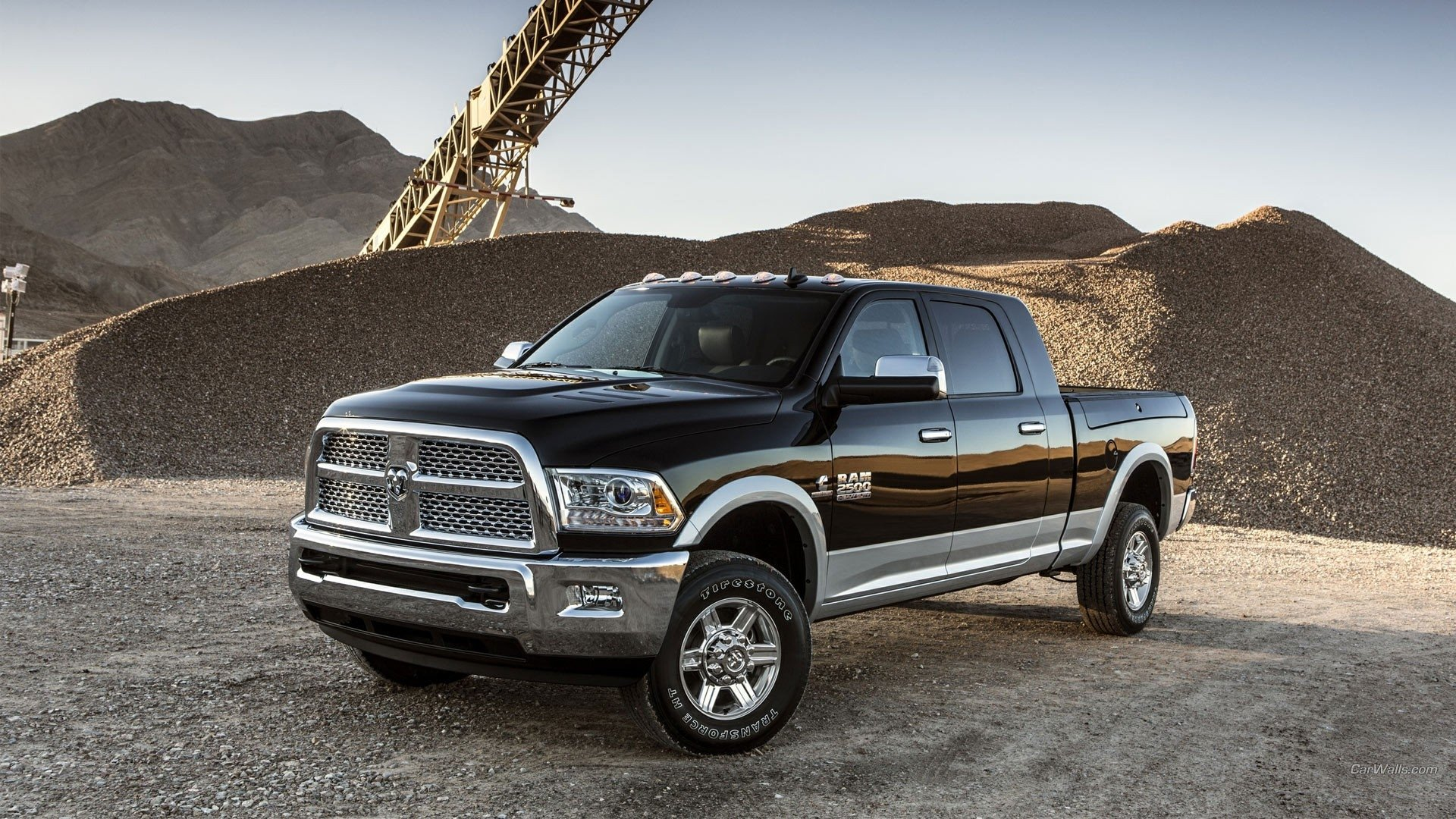 4 Dodge Ram 2500 HD Wallpapers  Backgrounds  Wallpaper Abyss