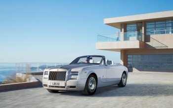 Vehicles - Rolls-Royce Phantom  Wallpapers and Backgrounds ID : 417191
