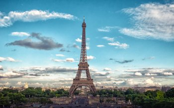 Man Made - Eiffel Tower Wallpapers and Backgrounds ID : 417322