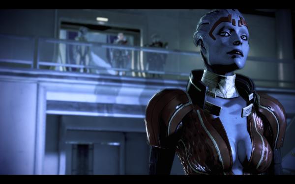 Video Game Mass Effect 3 Mass Effect Samara HD Wallpaper | Background Image
