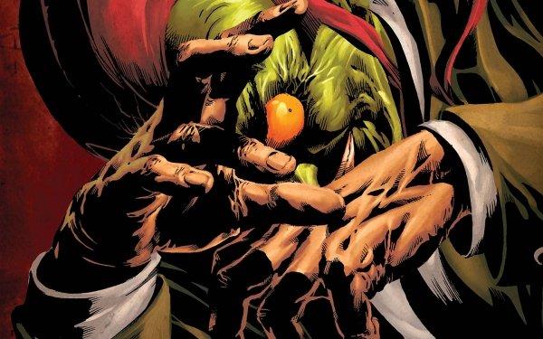 Bande-dessinées Dark Avengers Green Goblin Main Norman Osborn Fond d'écran HD   Arrière-Plan