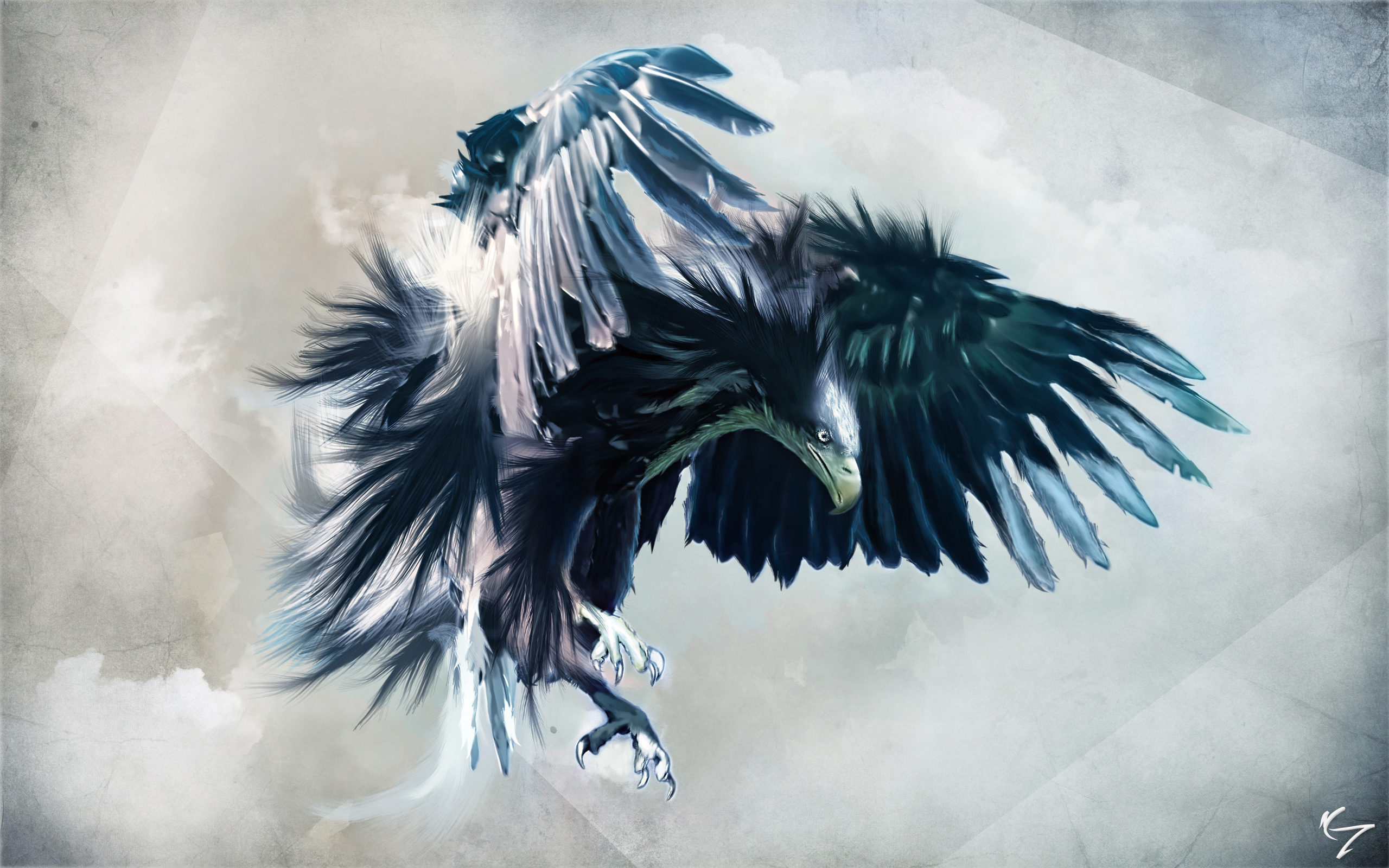 Eagle full hd wallpaper and background image 2560x1600 id418497 animal eagle bird wallpaper voltagebd Images