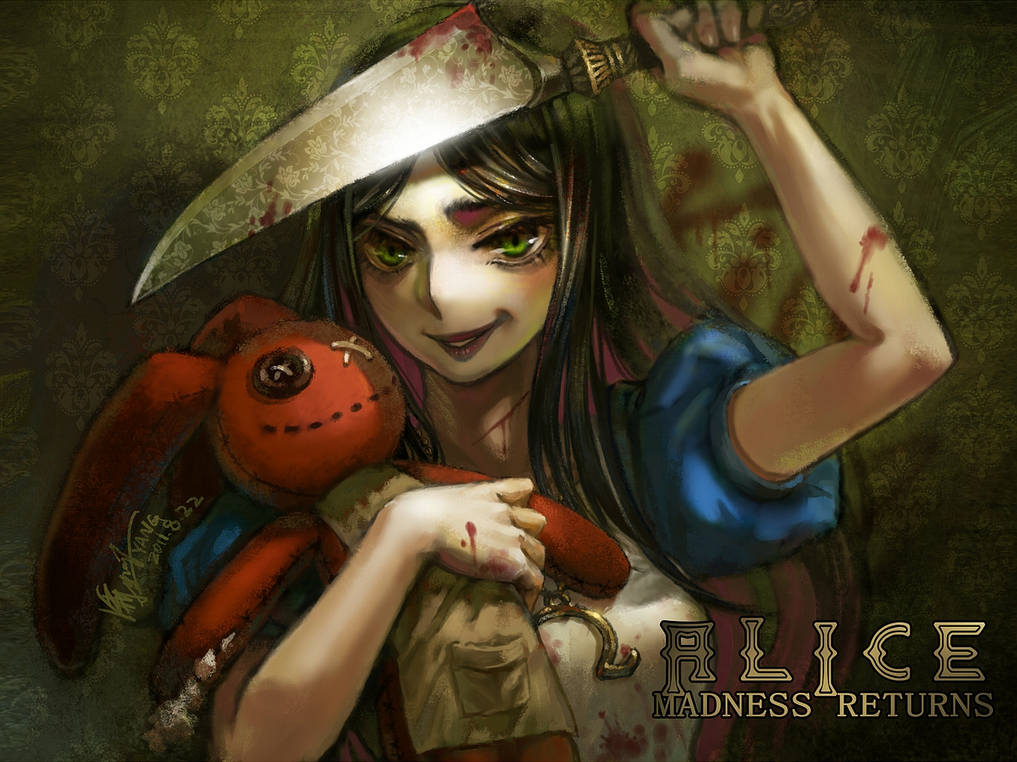 Alice: Madness Returns Wallpaper And Background Image