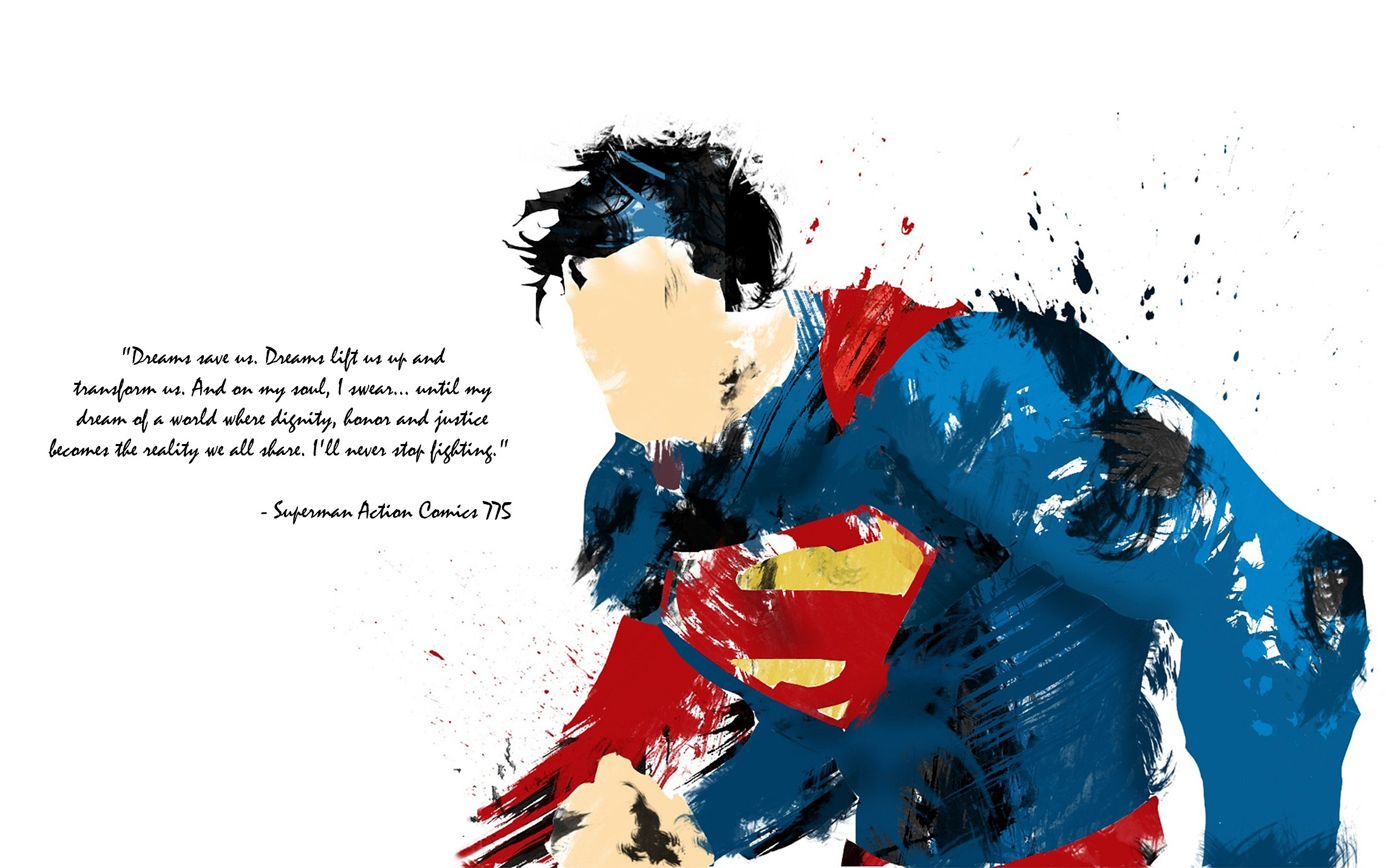 nerdy awesome superman wallpaper - photo #4
