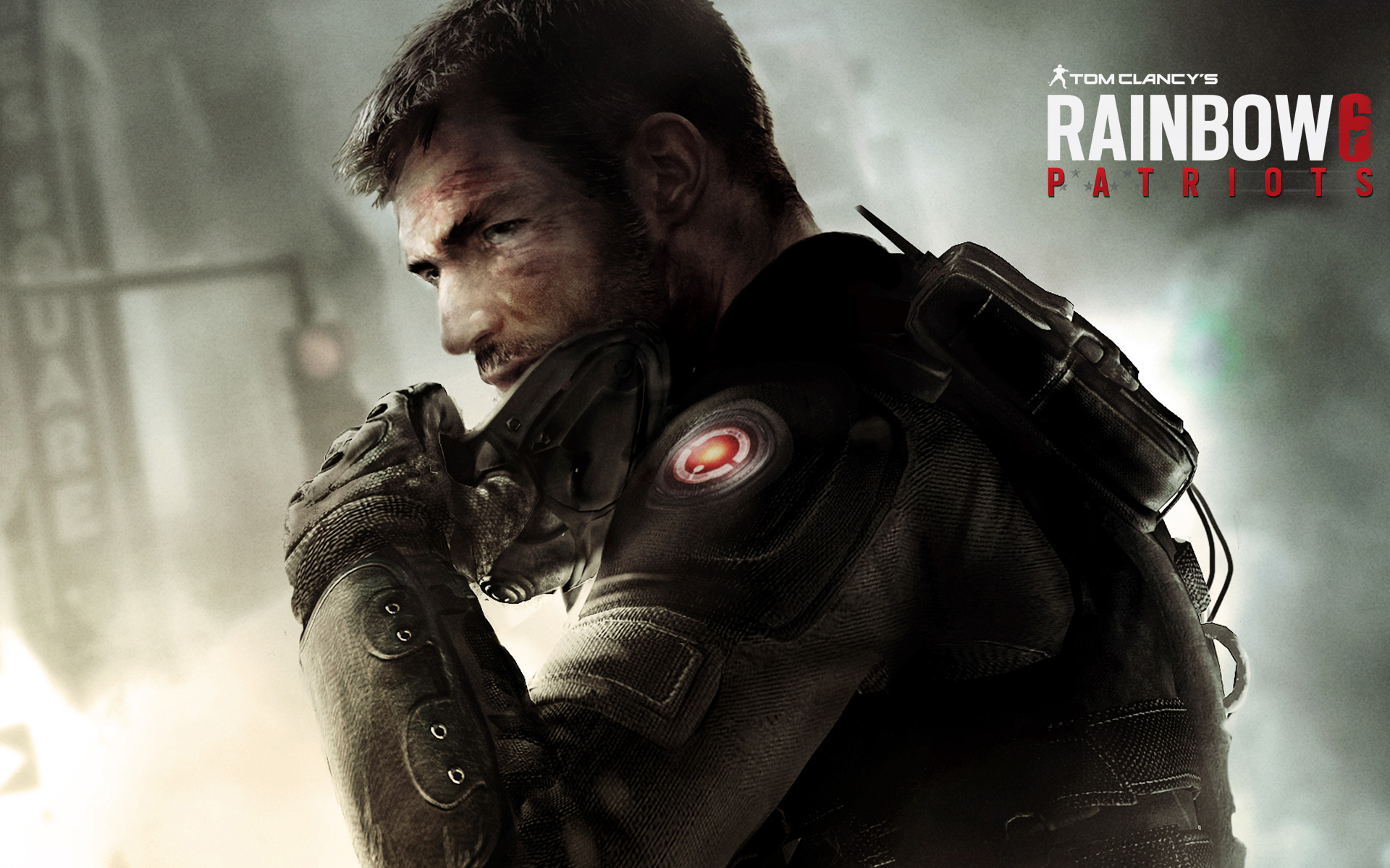 Tom Clancy's Rainbow 6: Patriots HD Wallpaper