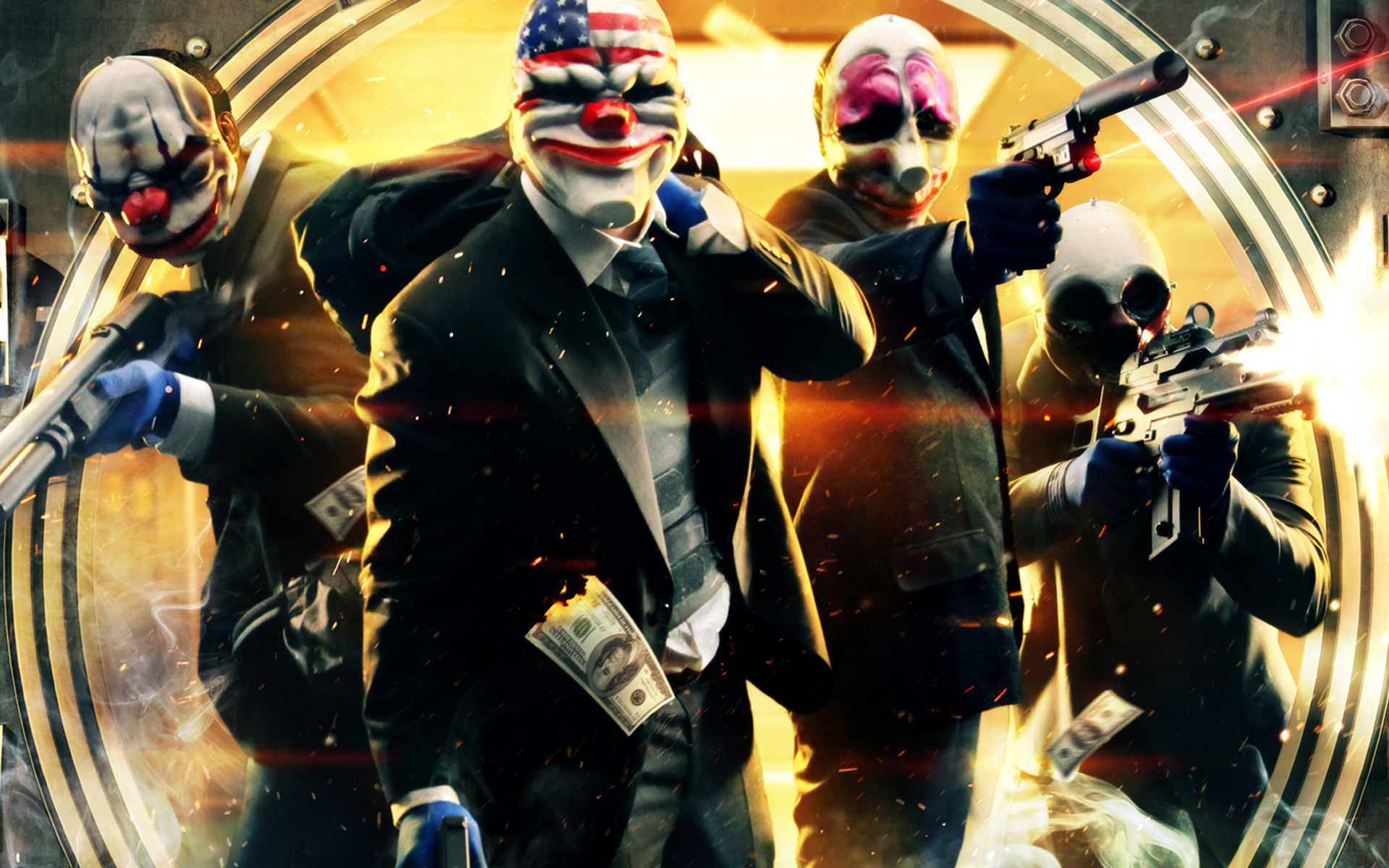 90 payday 2 hd wallpapers backgrounds wallpaper abyss