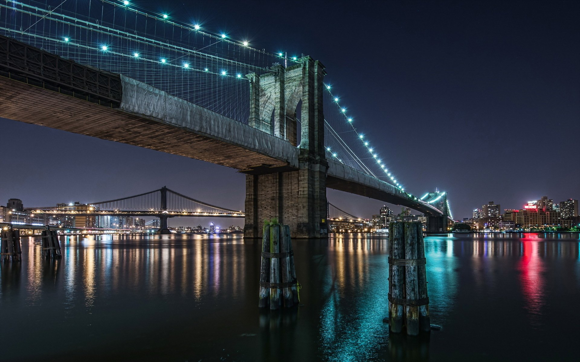 104 Brooklyn Bridge HD Wallpapers