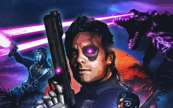 11 Far Cry 3 Blood Dragon Hd Wallpapers Background Images Wallpaper Abyss