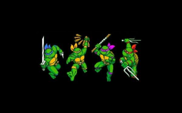 Video Game Teenage Mutant Ninja Turtles IV: Turtles in Time Teenage Mutant Ninja Turtles HD Wallpaper | Background Image