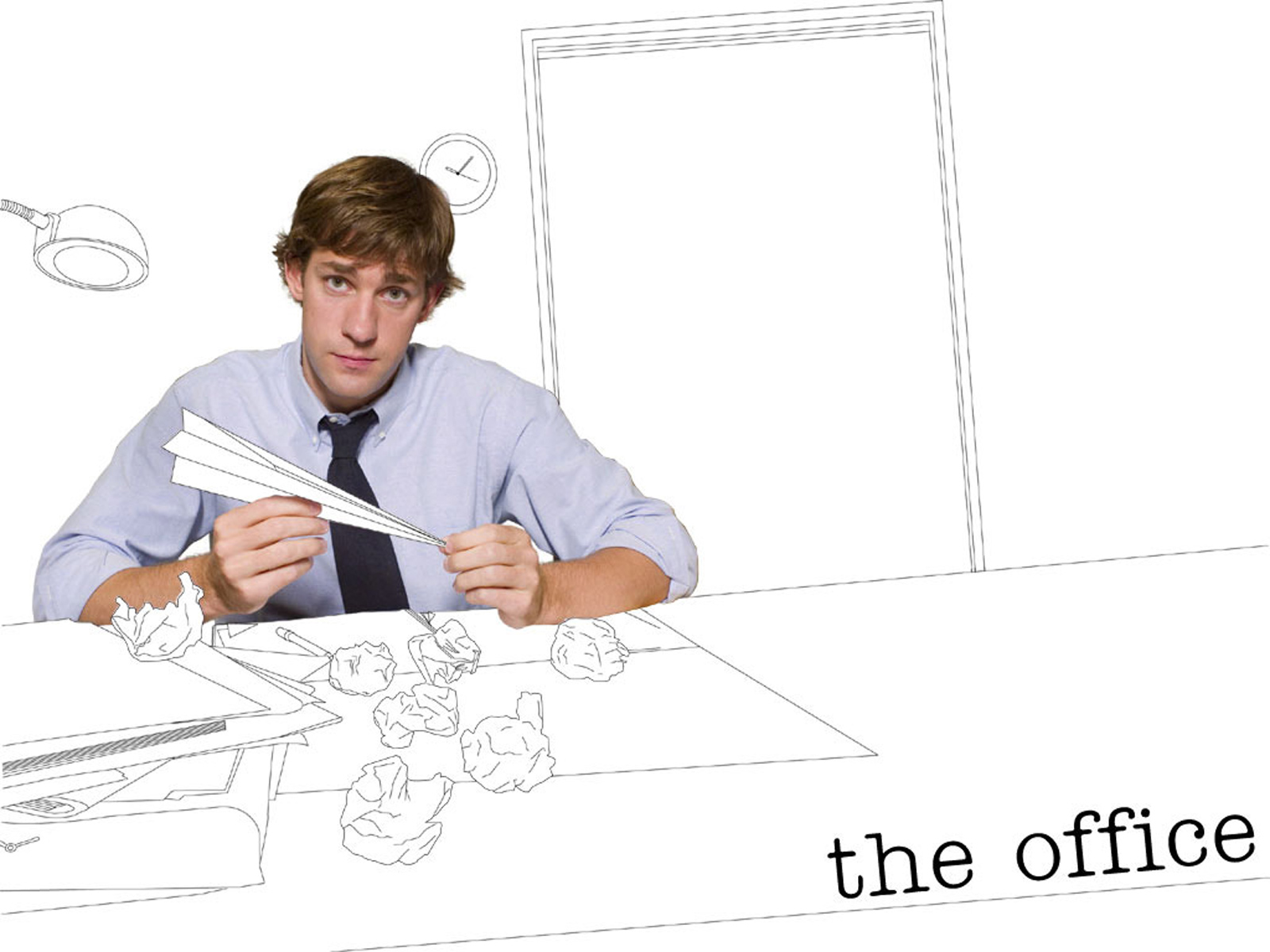 tv show the office us jim halpert john krasinski wallpaper backgrounds office wallpapers