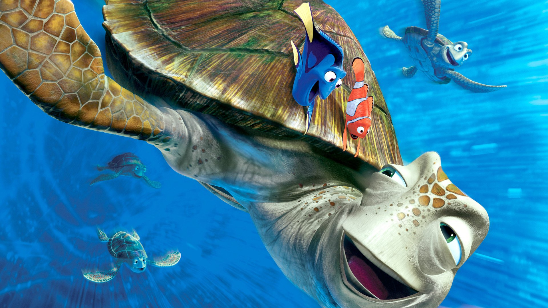 8 Crush Finding Nemo HD Wallpapers