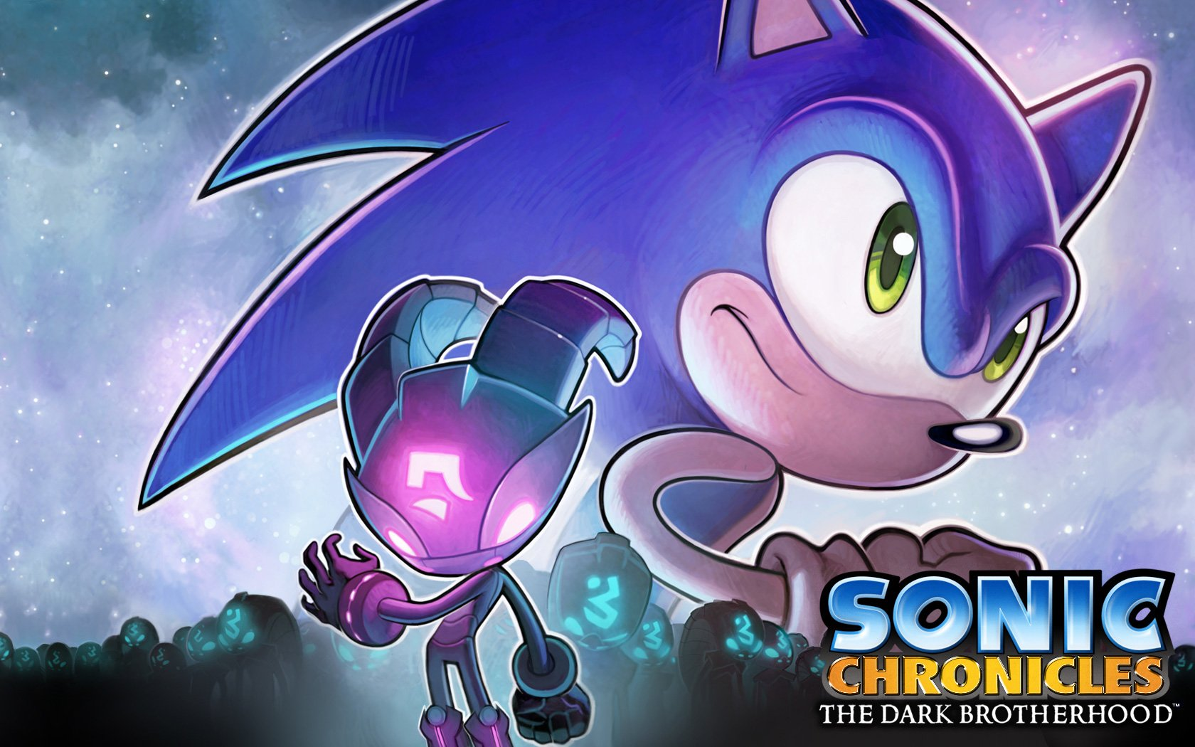 Sonic Chronicles The Dark Brotherhood Wallpaper And Background