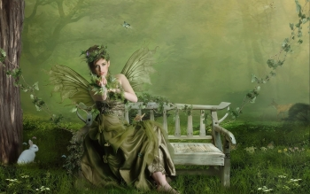 Fantasy - Fairy Wallpapers and Backgrounds ID : 420102