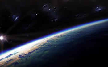 Earth - From Space Wallpapers and Backgrounds ID : 420246