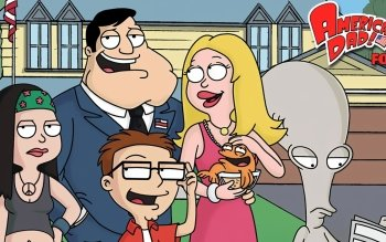 TV Show - American Dad! Wallpapers and Backgrounds ID : 420300
