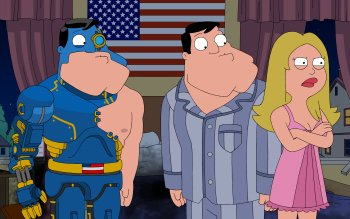 TV Show - American Dad! Wallpapers and Backgrounds ID : 420305