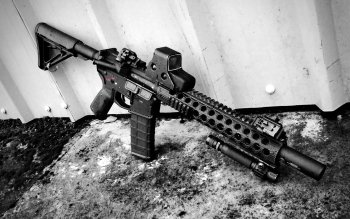 Weapons - Assault Rifle Wallpapers and Backgrounds ID : 420391