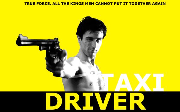 Movie Taxi Driver Robert De Niro HD Wallpaper | Background Image