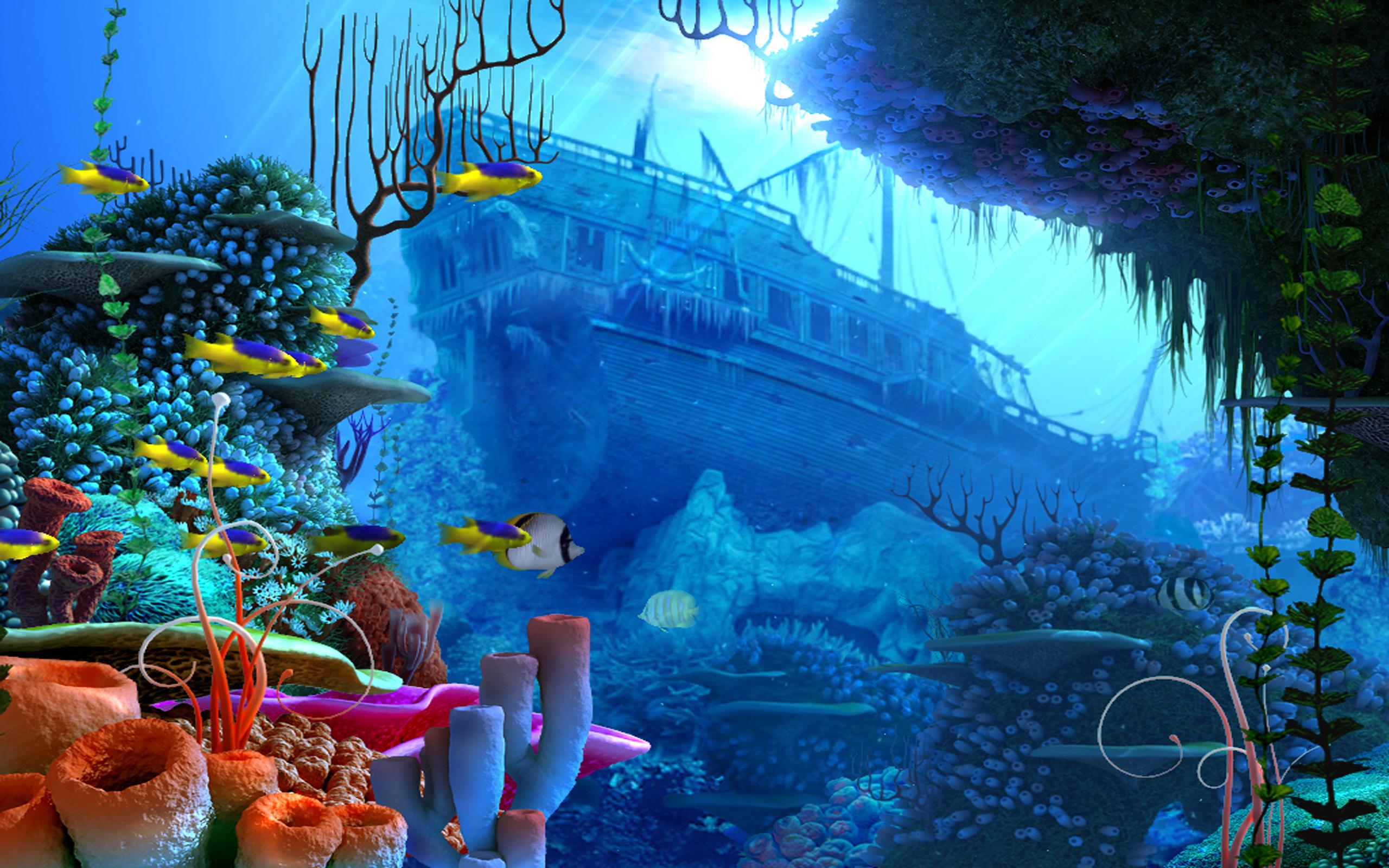 Hd wallpaper underwater - Hd Wallpaper Background Id 421130