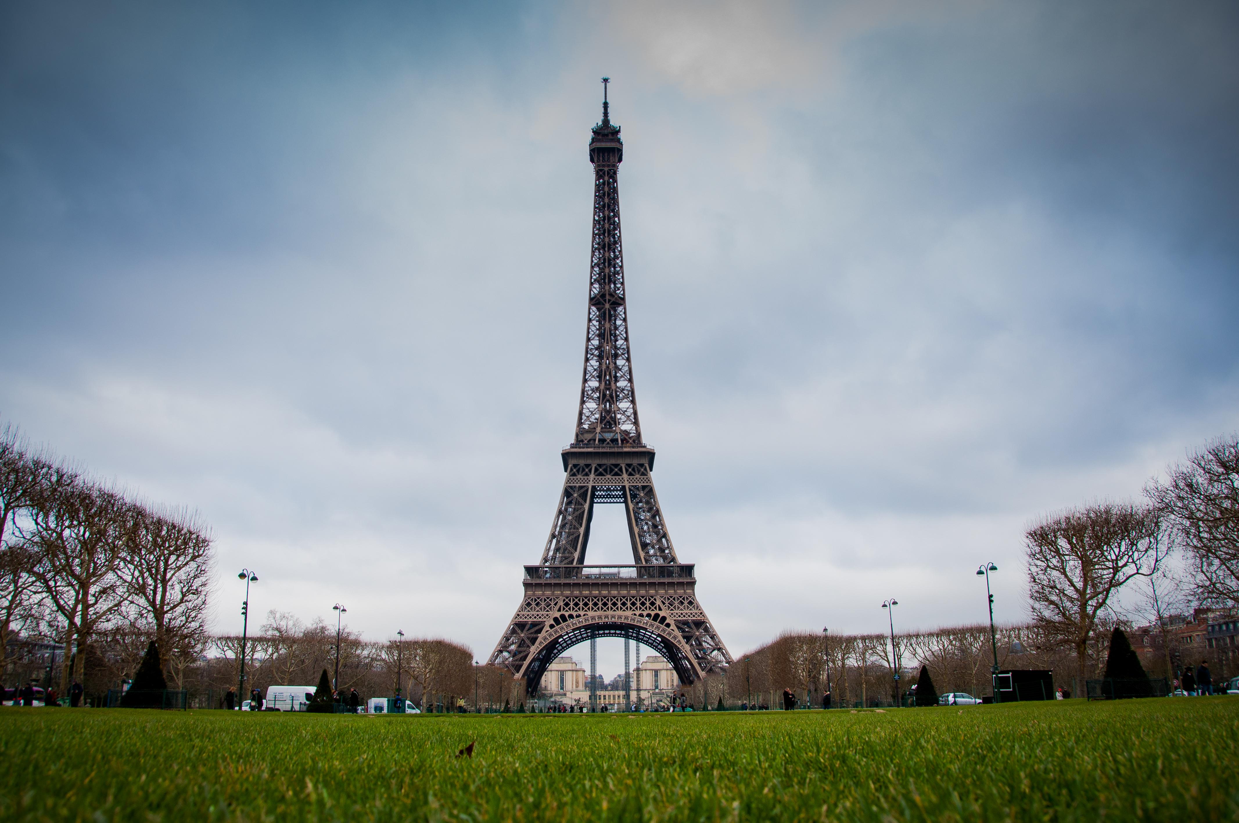 Horizontal Lines Of Paris 4k Ultra HD Wallpaper