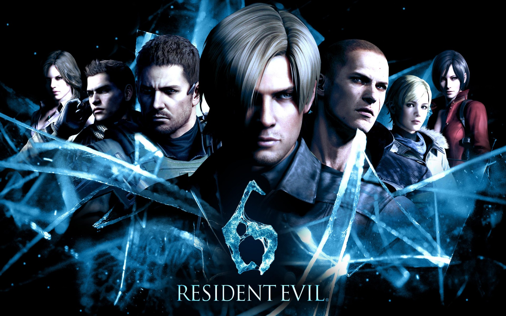 233 Resident Evil 6 HD Wallpapers   Backgrounds