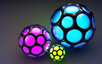 CGI - Ball Wallpapers and Backgrounds ID : 421535