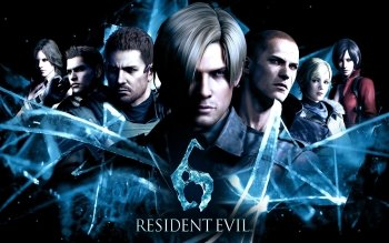 Video Game - Resident Evil 6 Wallpapers and Backgrounds ID : 421814