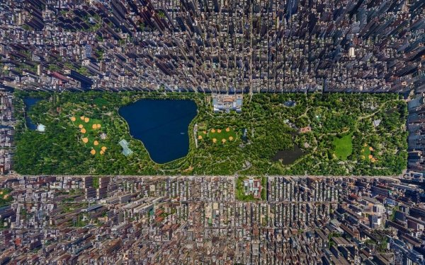 Man Made New York Cities United States Central Park Manhattan HD Wallpaper | Background Image