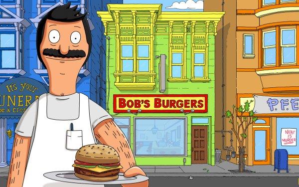 TV Show Bob's Burgers Bob Belcher HD Wallpaper | Background Image