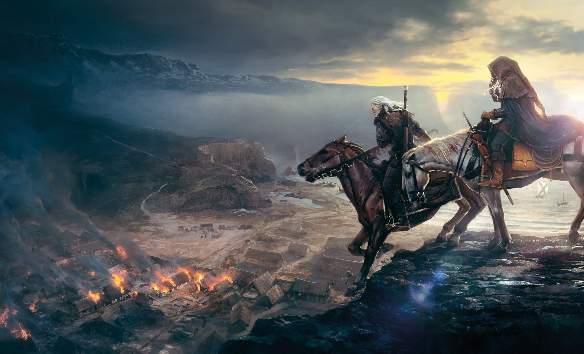 Witcher 3 Wallpaper Hd: 304 The Witcher 3: Wild Hunt HD Wallpapers