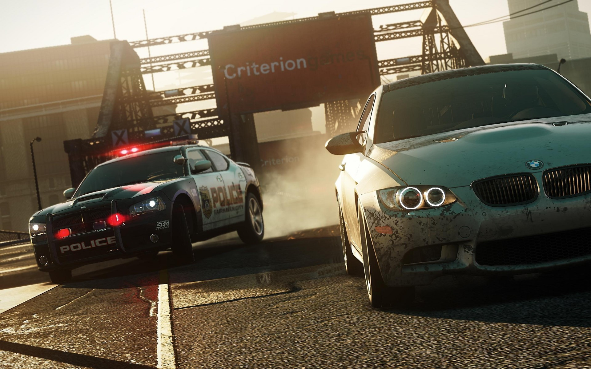 Need For Speed Most Wanted 2 HD Wallpaper