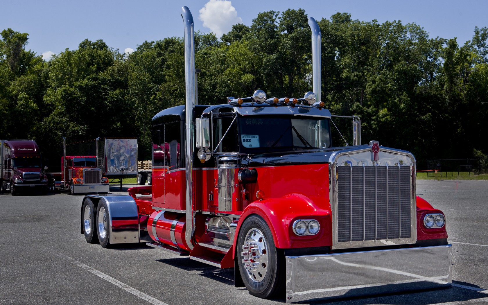 Peterbilt 389 in addition Toy Car Display Ideas also 2015 Vario Perfect 1100 motorhome c er bus luxury semi tractor also Free Download Semi Truck Wallpapers furthermore Kenworth W900L POW MIA 608758576. on cool semi truck trailers