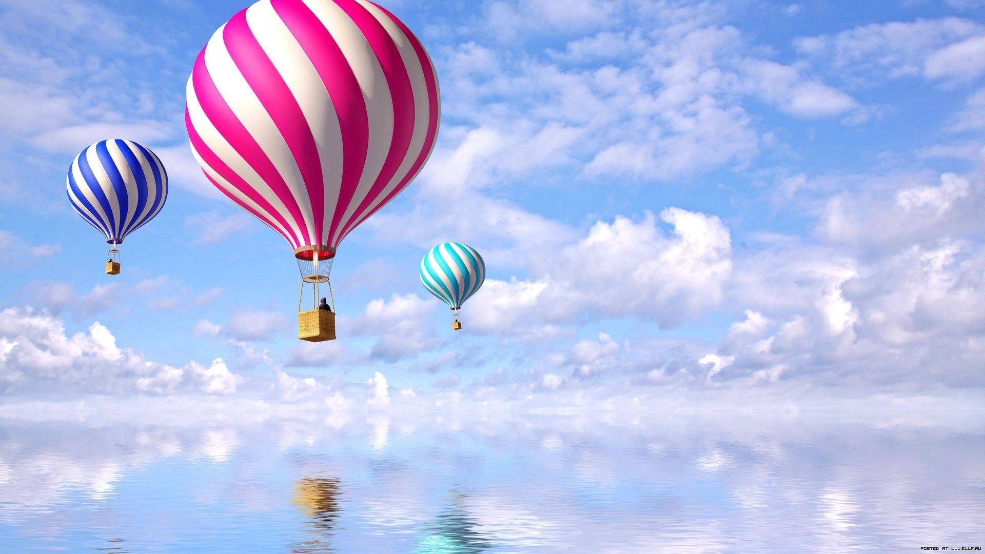 vehicles hot air balloon wallpaper