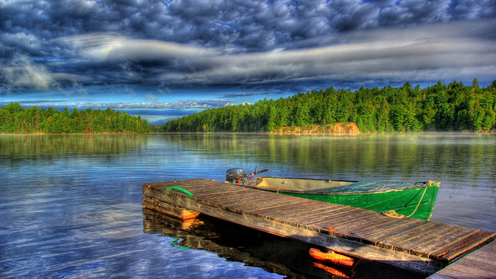 Lake Wallpaper And Background Image