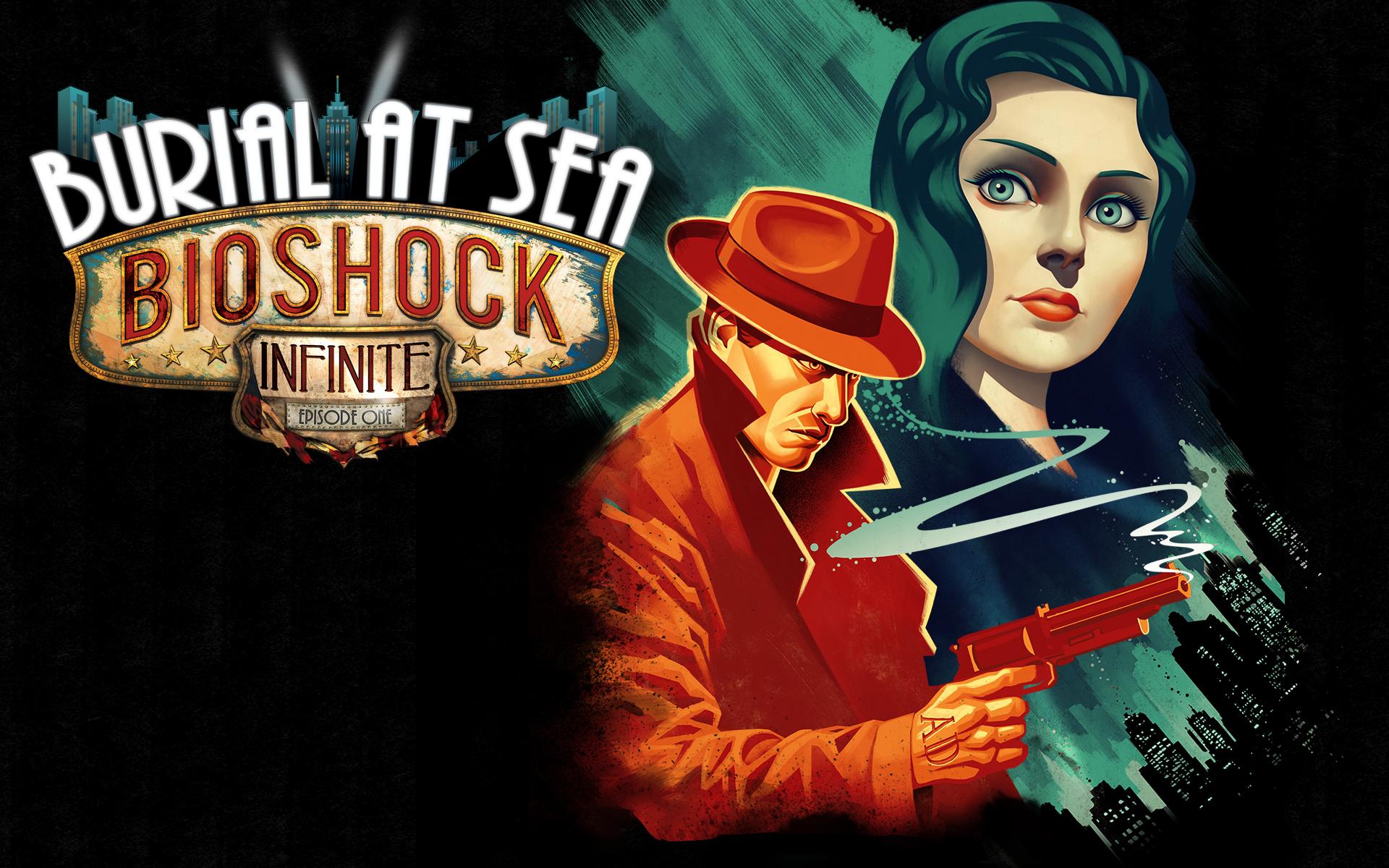 Bioshock Infinite Burial At Sea DLC HD Wallpaper