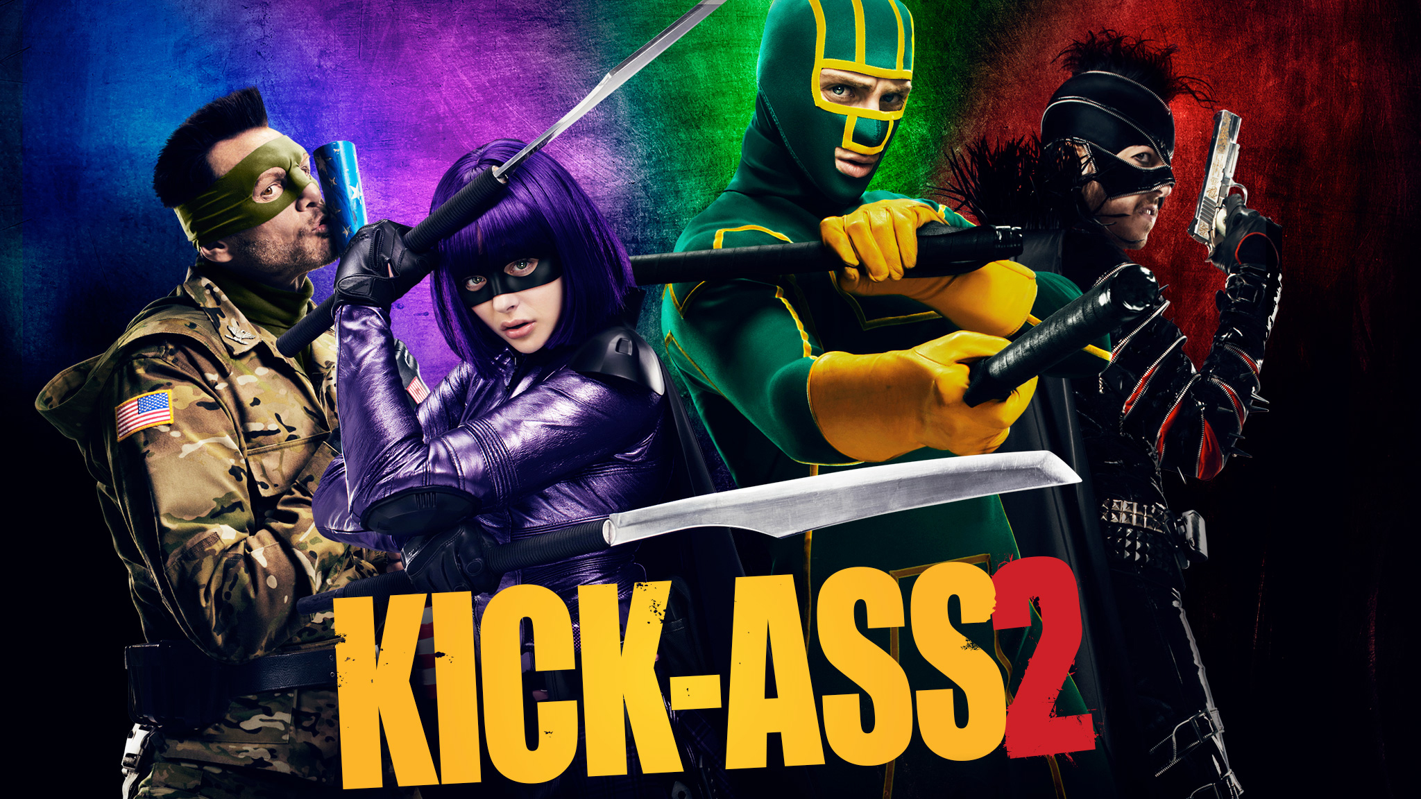 Kick Ass 2 Hd Wallpaper Background Image 2048x1152 Id