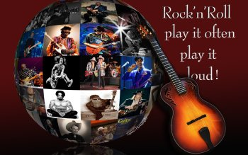 Music - Rock'n'roll Ball Wallpapers and Backgrounds ID : 422180