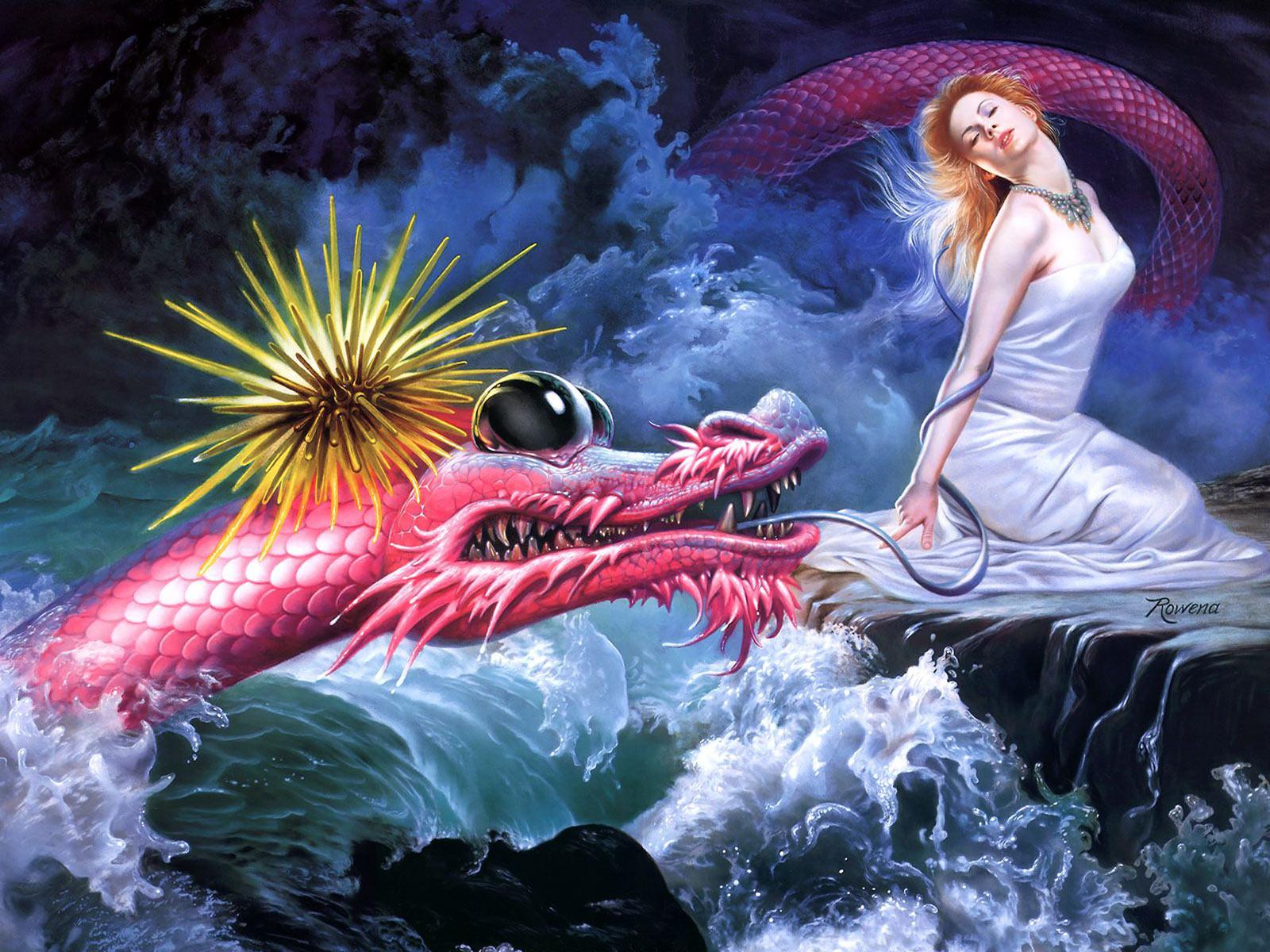 dragon wallpaper 1600x1200 - photo #17