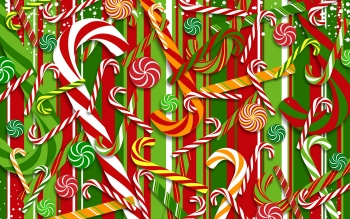 Food - Candy Cane Wallpapers and Backgrounds ID : 423490