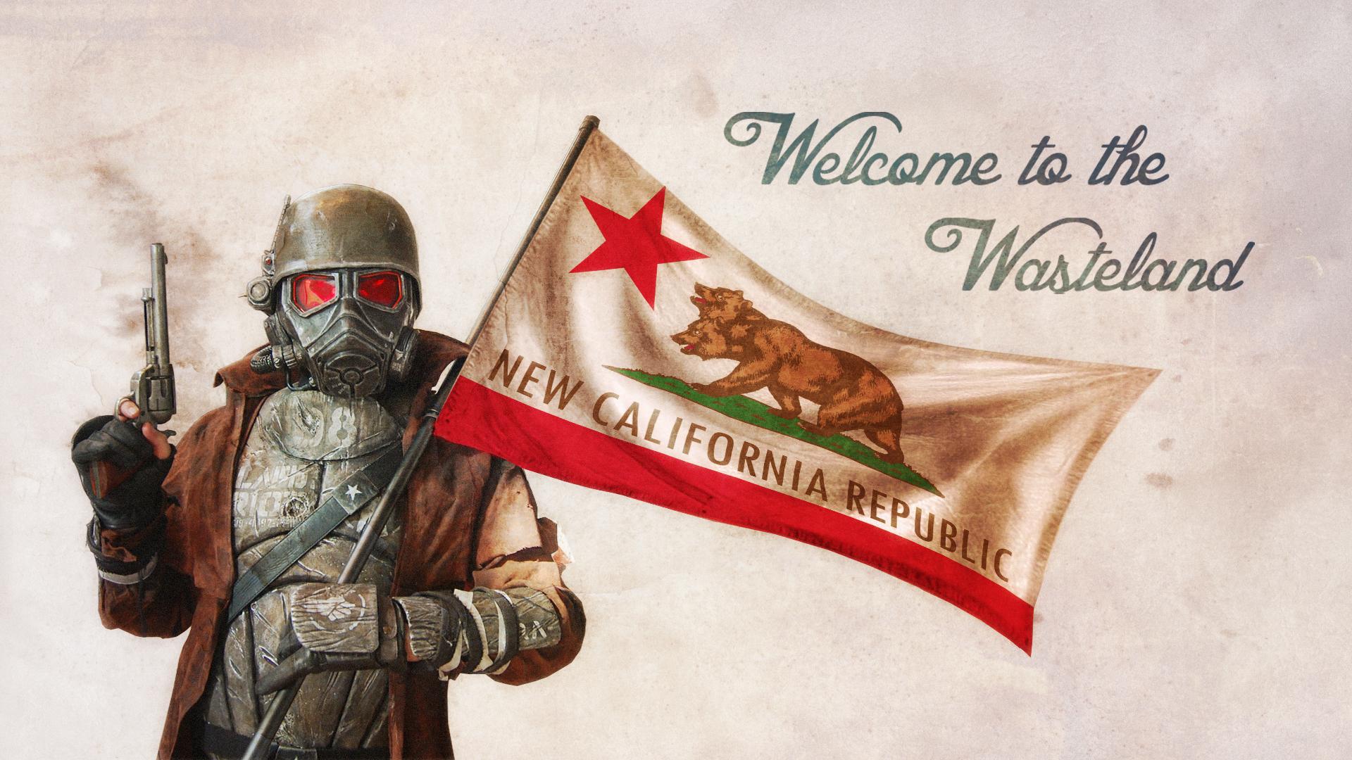 New California Rebublic HD Wallpaper