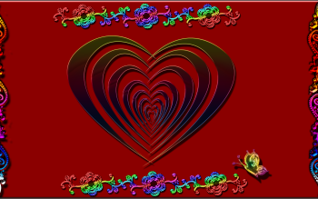 Abstract - Love Wallpapers and Backgrounds ID : 424119