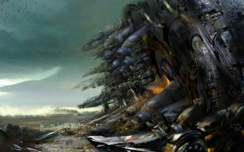 Sci Fi - Post Apocalyptic Wallpapers and Backgrounds ID : 424402