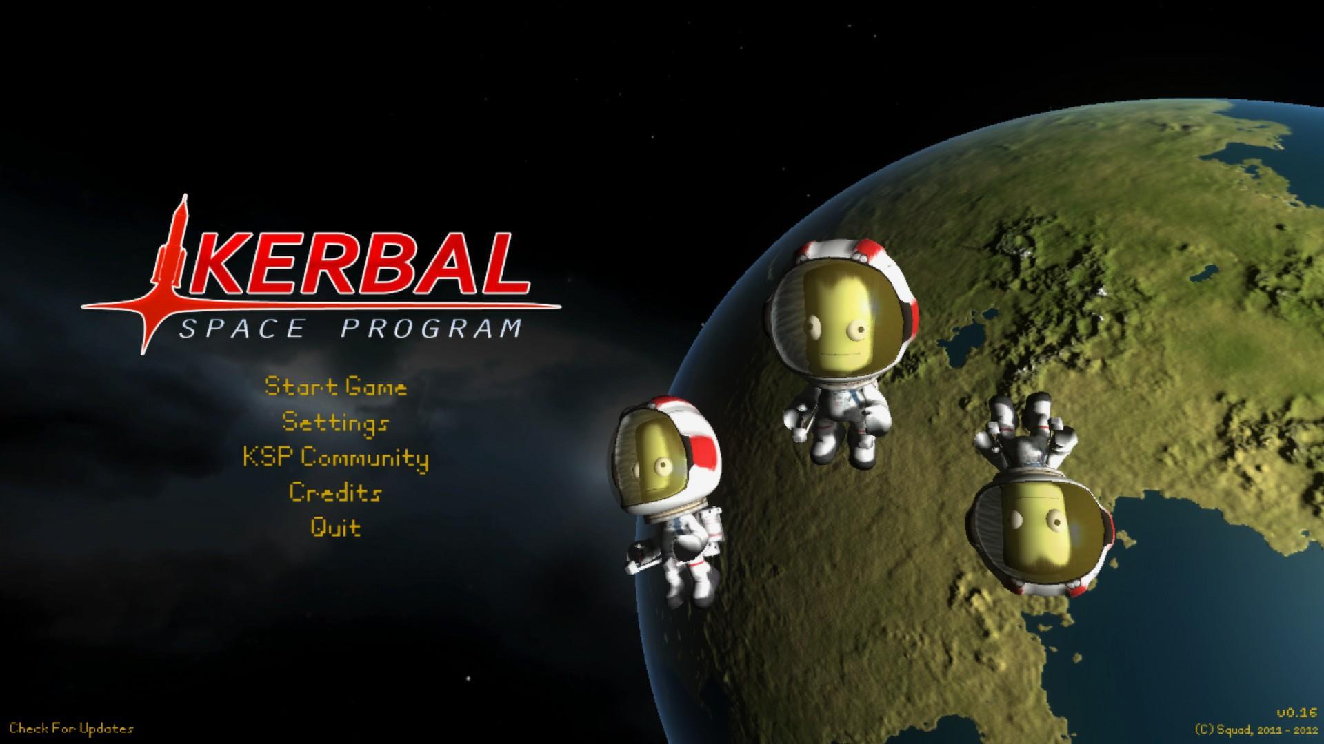 Kerbal Space Program HD Wallpaper | Background Image ...