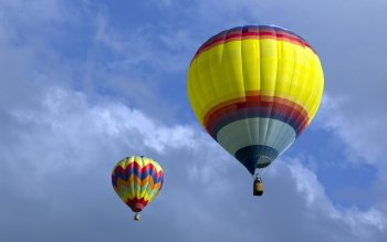 Vehículos - Hot Air Balloon Wallpapers and Backgrounds ID : 425379