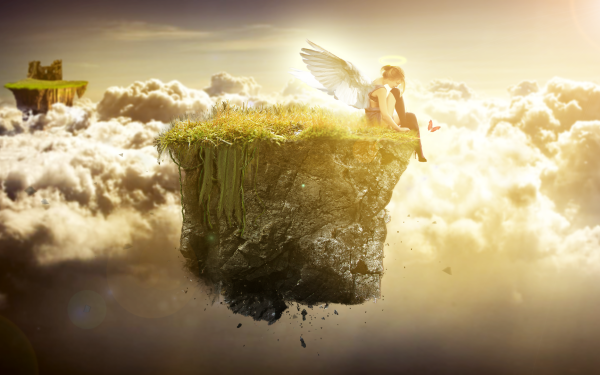 Fantasy - Angel Wallpapers and Backgrounds