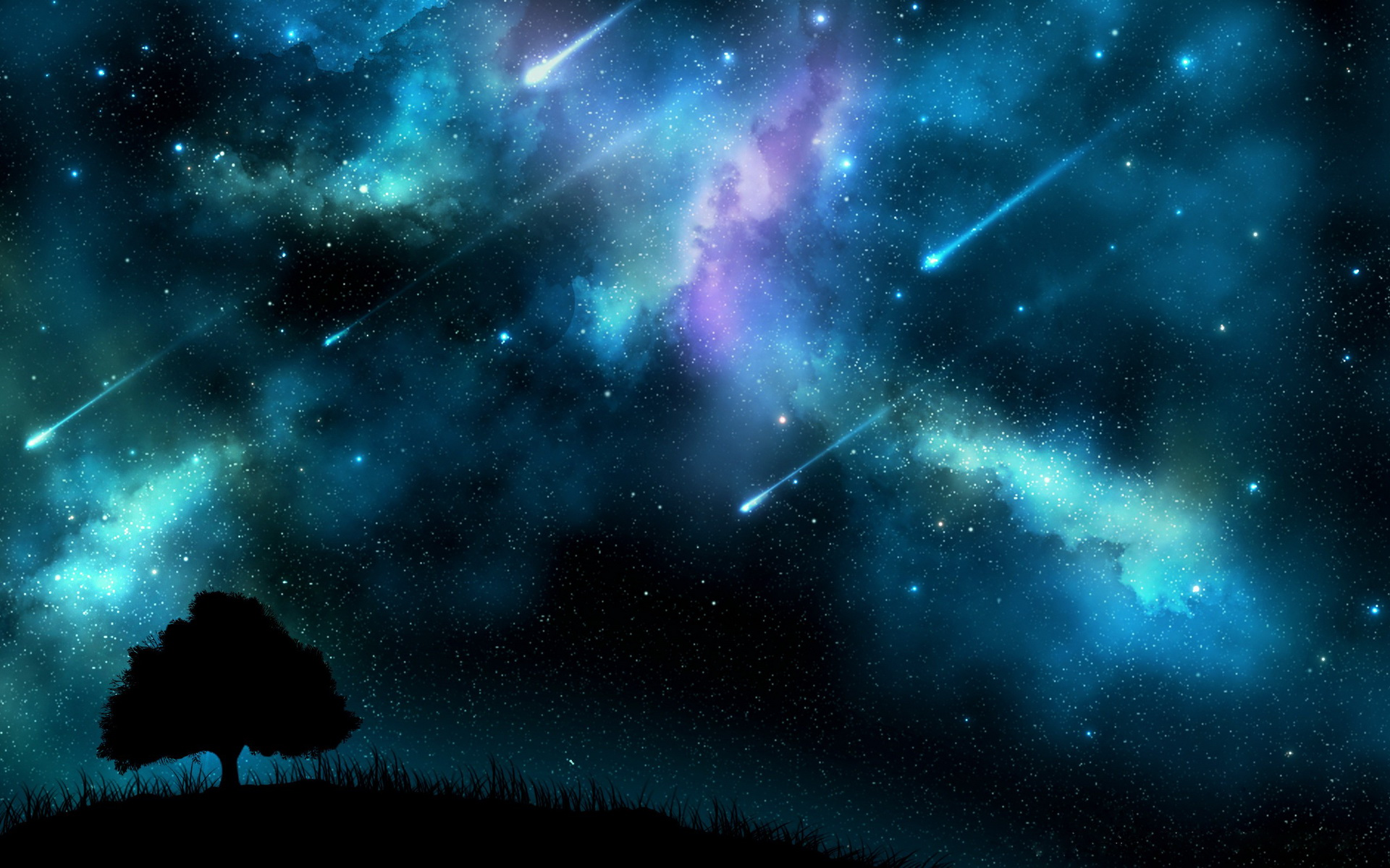 1 falling stars hd wallpapers backgrounds wallpaper abyss