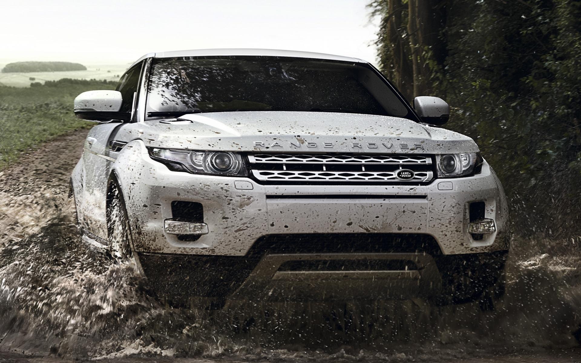 Range Rover Evoque Hd Wallpaper Background Image 1920x1200 Id